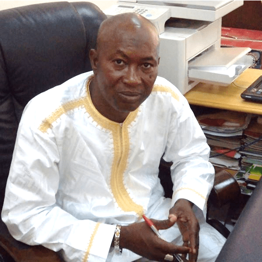 Chief Seidu Sampson Abudu